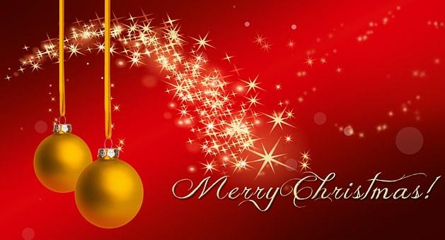 Frohe Weihnachten und ein glückliches, gesundes neues Jahr 2017 ...